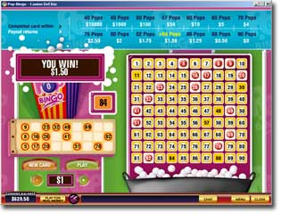 Download Pop Del Rio Bingo